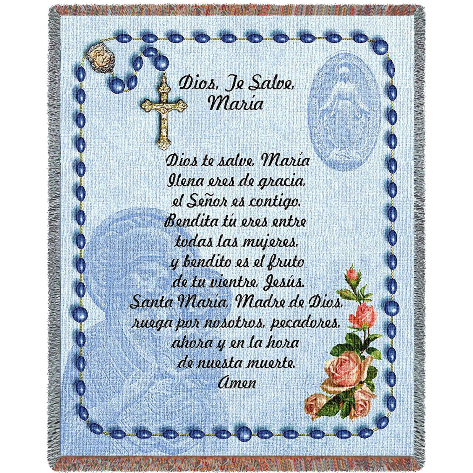 Hail Mary Spanish Blanket