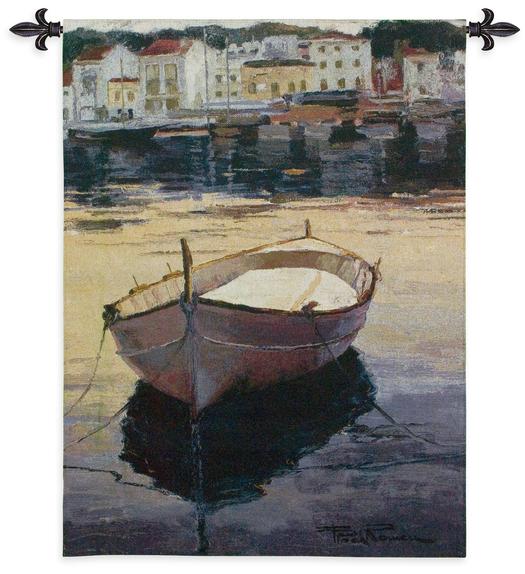 Contraluza Barca Tapestry Wall Hanging
