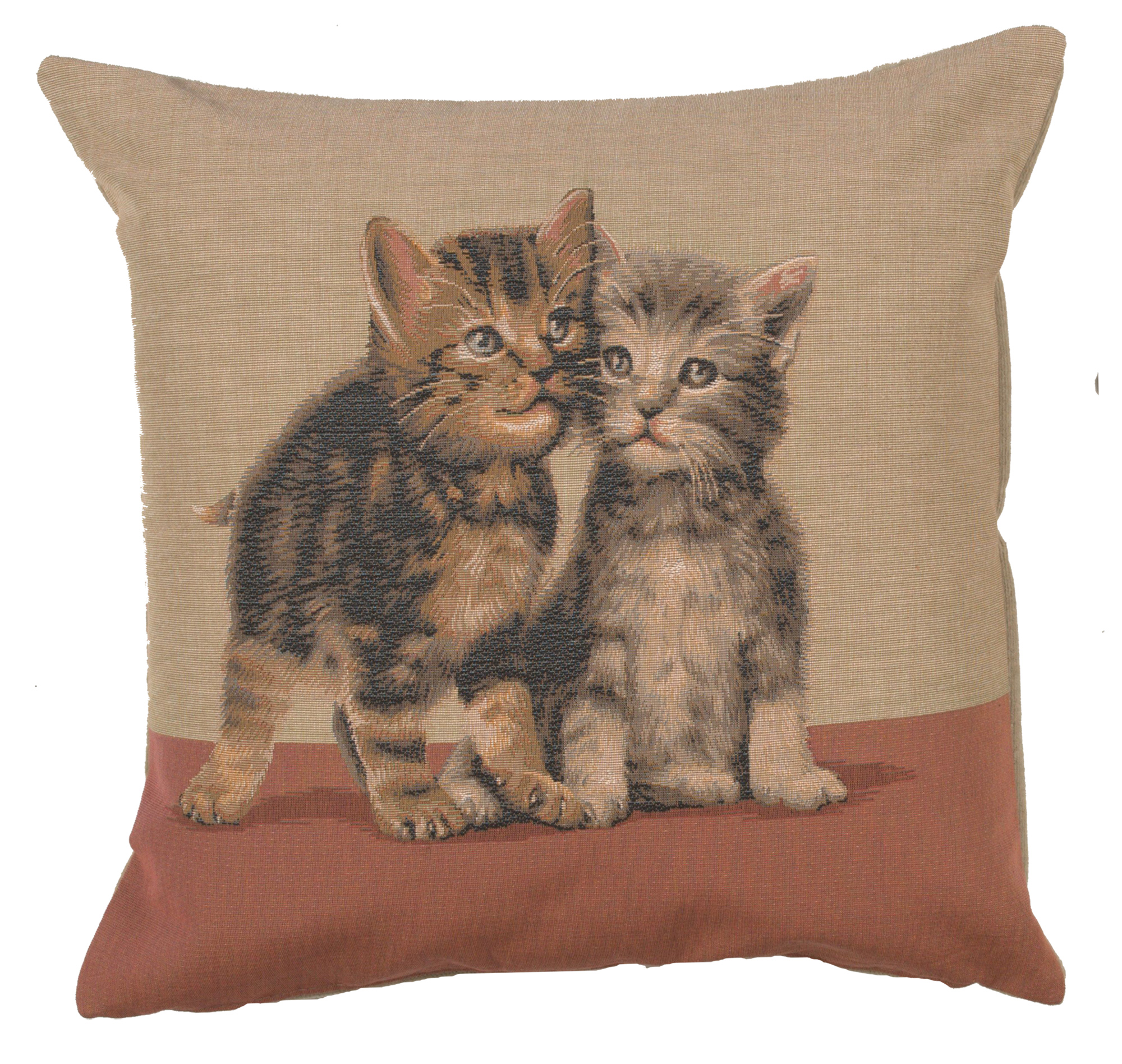 Tapestry   Cushion   French