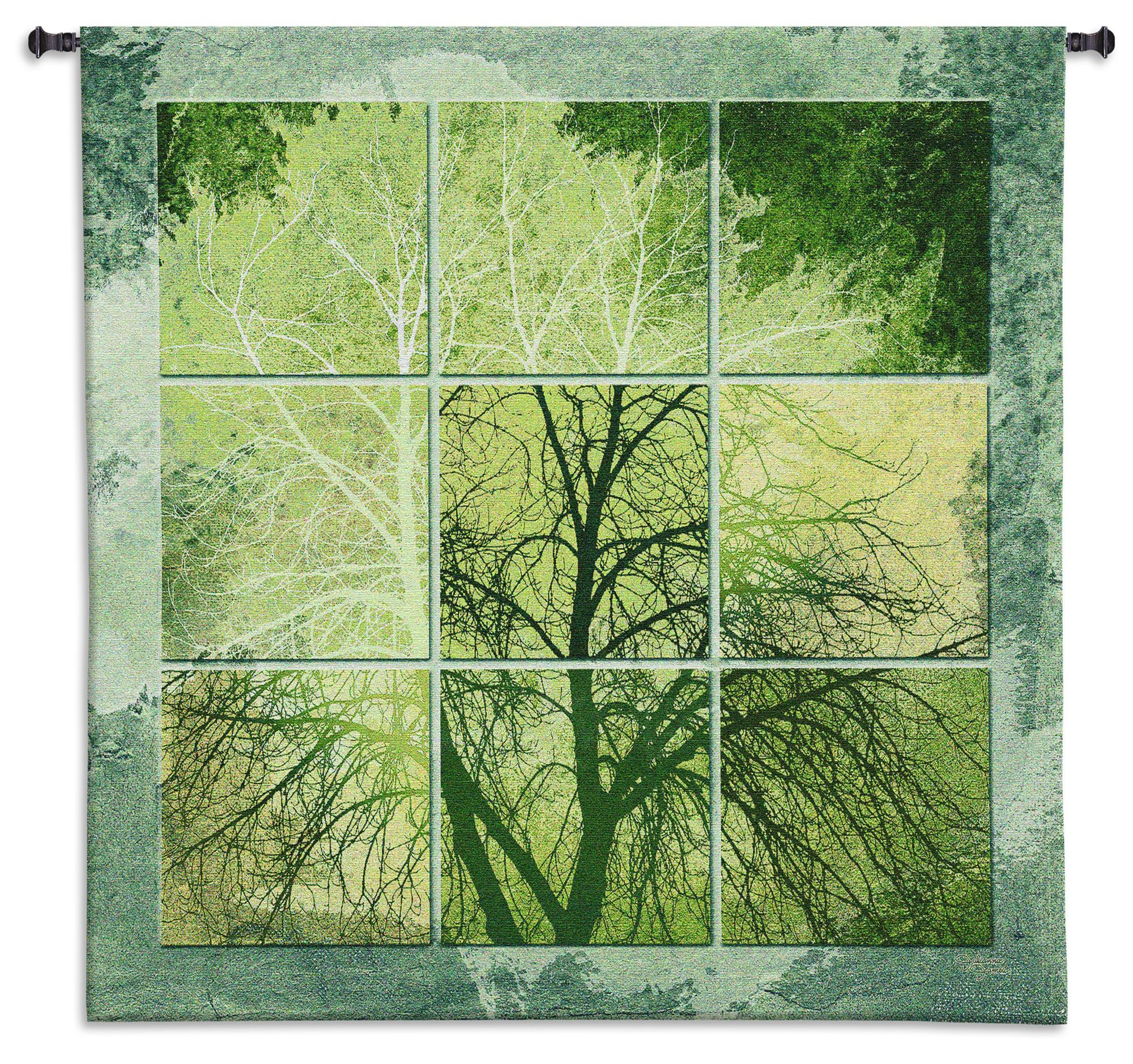 April Light Tapestry Wall Hanging